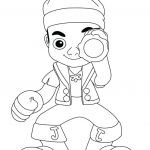 Jake and the Neverland Pirates Halloween Excellent Jake and the Neverland Pirates Coloring Pages