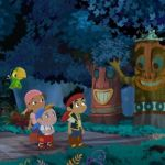 Jake and the Neverland Pirates Halloween Inspired Tiki forest Disney Wiki