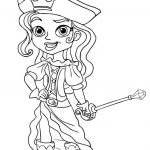 Jake and the Neverland Pirates Halloween Inspiring Jake and the Neverland Pirates Coloring Pages