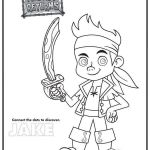 Jake and the Neverland Pirates Halloween Pretty Jake and the Neverland Pirates Coloring Pages Inspirational Jake and
