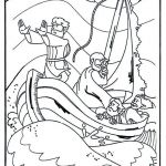 Jesus and Children Coloring Pages Awesome Jesus Calms the Storm Coloring Page Awesome Jesus Coloring Sheet