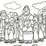 Jesus and Children Coloring Pages Brilliant 5 Best Free Bible Coloring Pages 91 Gallery Ideas