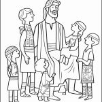 Jesus and Children Coloring Pages Inspired Fresh Jesus with Child Coloring Pages – Howtobeaweso