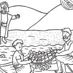 Jesus and Children Coloring Pages Pretty Child Coloring Pages Line Jesus and the Children Coloring