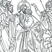 Jesus ascension Coloring Page Marvelous Fresh Jesus and Disciples Coloring Pages – Doiteasy