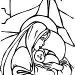 Jesus Birth Coloring Page Inspirational Free Baby Jesus Download Free Clip Art Free Clip Art On