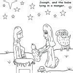 Jesus Birth Coloring Page Inspirational Jesus Birth Coloring Pages – Kayhunter
