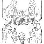 Jesus Birth Coloring Page Inspirational Teaching Children Page 2 Of 32 Lessons and Games for Teaching
