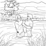 Jesus Birth Coloring Pages Amazing Coloring Book 63 Incredible Jesus Baptism Coloring Page Coloring Books