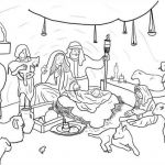 Jesus Birth Coloring Pages Best Nativity Jesus Born In Bethlehem In Nativity Coloring Page Jesus