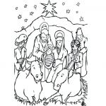 Jesus Birth Coloring Pages Inspiration 65 Good Shepherd Coloring Pages Free Blue History