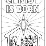 Jesus Birth Coloring Pages Inspirational Coloring Inspirationoring Nativity Scene Page for Preschoolers