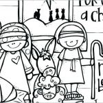 Jesus Birth Coloring Pages Marvelous Christmas Jesus Coloring Pages Printable Coloring Page Holiday Pages