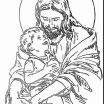 Jesus Christ Coloring Pages Best Of New Jesus Baptism Coloring Page 2019
