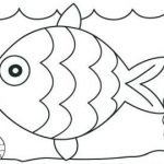 Jesus Coloring Pages for Kids Beautiful √ the Fish Coloring Pages for Kids or Fish Coloring Pages for
