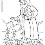 Jesus Coloring Pages for Kids Inspiring Children Coloring Pages – Nightcodefo