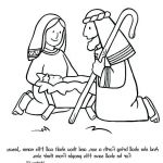 Jesus Coloring Pages for Kids Marvelous Jesus Birth Coloring Pages – Palmarosa
