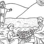 Jesus Coloring Pages for Kids Marvelous Printable Jesus Coloring Pages Luxury Fish Coloring Pages Lovely
