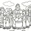 Jesus Coloring Pages for Kids Pretty 5 Best Free Bible Coloring Pages 91 Gallery Ideas