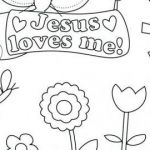 Jesus Coloring Pages for Kids Printable Best Free Printable Coloring Pages Jesus Loves Me Elegant 52 Lovely Free