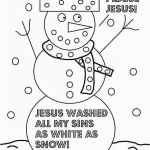 Jesus Colouring Sheets Best Free Printable Jesus Coloring Pages Inspirational Unique Printable