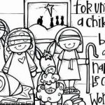Jesus Colouring Sheets Excellent Classic Christmas Coloring Pages 12 Christmas Coloring Pages Jesus