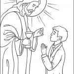 Jesus Colouring Sheets Inspirational √ Kirby Coloring Pages and Branch Coloring Page Fresh to Coloring
