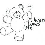 Jesus Love Coloring Pages Awesome God Made Me Coloring Sheet Superb Jesus Loves Me Coloring Page Fresh
