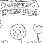 Jesus Love Coloring Pages New Coloring Pages Of Jesus Loves Me – Dopravnisystemfo