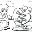 Jesus Loves Children Coloring Pages Best Christian Coloring – Sharpball