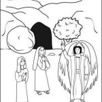 Jesus Loves Me Color Page Wonderful Fresh Empty tomb Jesus Coloring Pages – Kursknews