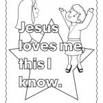 Jesus Loves Me Coloring Page Awesome Reactcanada Page 49 Amazing Children Coloring Pages 58 Phenomenal