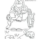 Jesus Loves Me Coloring Page Beautiful Free Printable Coloring Pages Jesus Loves Me New Jesus Loves the