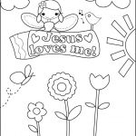 Jesus Loves Me Coloring Page Beautiful Jesus Love Coloring Pages