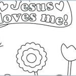 Jesus Loves Me Colouring Page Best Coloring Pages Of Jesus Loves Me – Dopravnisystemfo