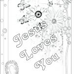 Jesus Loves Me Colouring Page Creative Jesus Love Coloring Pages – Mindmasseuse