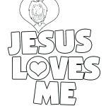 Jesus Loves Me Colouring Page Exclusive Jesus is My Best Friend Coloring Page – Filelockerfo