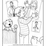 Jesus Loves the Children Coloring Pages Creative Coloring Pages