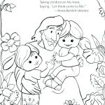 Jesus Loves the Children Coloring Pages Creative God Loves Me Coloring Pages – 488websitedesign