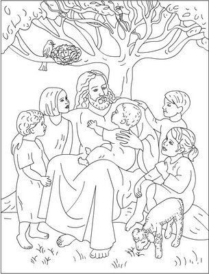 Jesus Loves the Children Coloring Pages Exclusive Free Coloring Pages Jesus Loves Me Bible Coloring Pages
