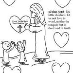 Jesus Loves the Children Coloring Pages Inspiration 76 Best Jesus Coloring Pages Images