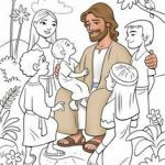Jesus Loves the Little Children Activity Creative 961 Best Godly Play Images In 2019