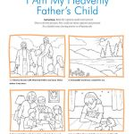 Jesus Loves the Little Children Activity Marvelous Coloring Pages