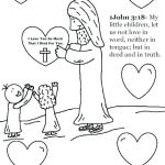 Jesus Loves the Little Children Coloring Pages Beautiful Coloring Picture Of Jesus Resurrection – Muzikantufo