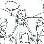 Jesus Loves the Little Children Coloring Pages Marvelous Coloring Pages Archives
