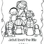 Jesus Loves the Little Children Coloring Pages Wonderful I Am Free Coloring Pages – Ebrokeragefo