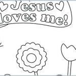 Jesus Loves the Little Children Coloring Sheet Amazing Coloring Pages Of Jesus Loves Me – Dopravnisystemfo