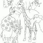 Jesus Loves the Little Children Coloring Sheet Awesome Coloring Religious Coloring Pages Free Bible Printables Bible