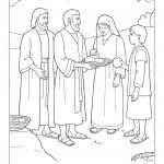 Jesus Loves the Little Children Coloring Sheet Brilliant Lesson 5 Jesus Christ Showed Us How to Love Others