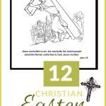 Jesus Loves the Little Children Coloring Sheet Exclusive Christian Easter Coloring Pages Printables for Kids & Adults